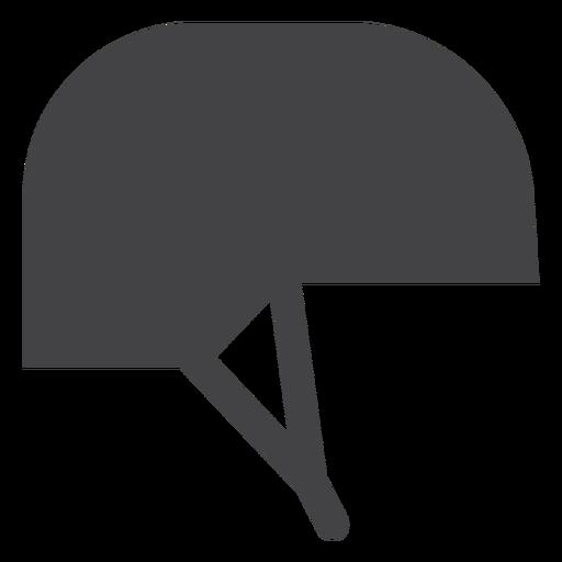 Jockey Helmet Flat Icon