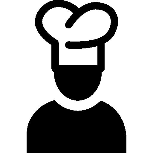 Chef Icon Kitchen Freepik