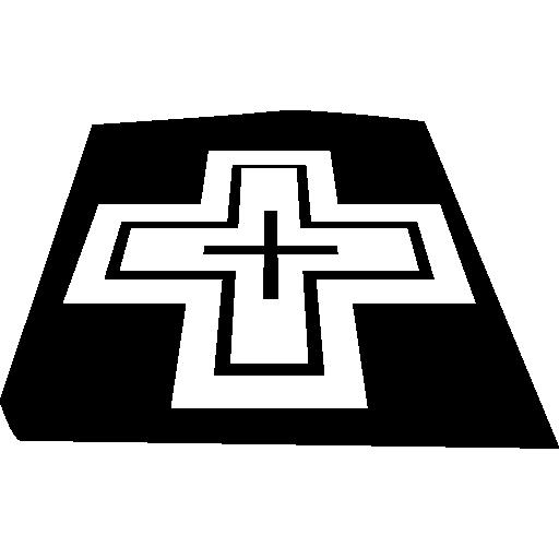 Lalibela Cross, Church Of Saint George, Ethiopia Icons Free Download