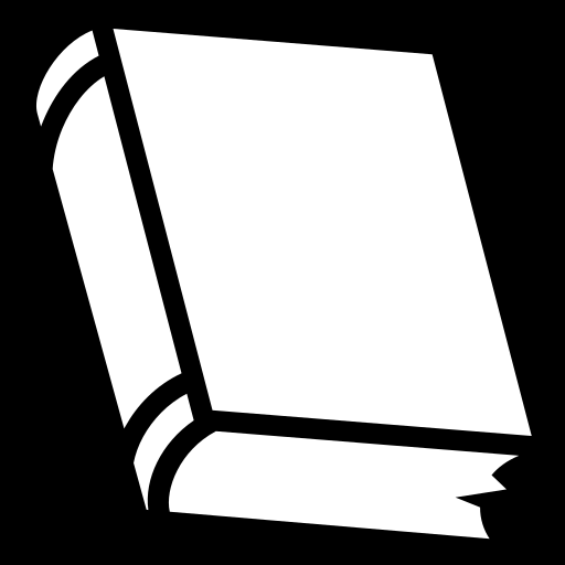 Pictures Of Book Icon White