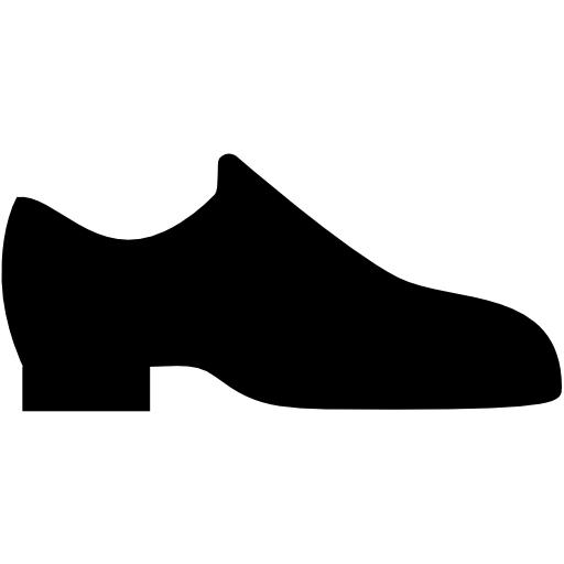 Clothing Shoe Man Icon