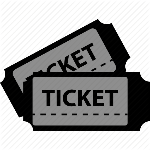Vector Tickets Concert Ticket Transparent Png Clipart Free