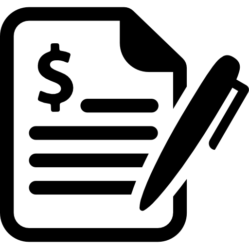 Contract Icons Free Download
