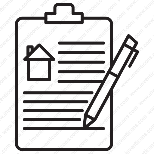 Download Contract,document,signature,agreement Icon Inventicons