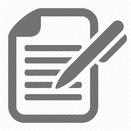 Agreement, Contract, Document, File, Pen, Sign, Write Icon