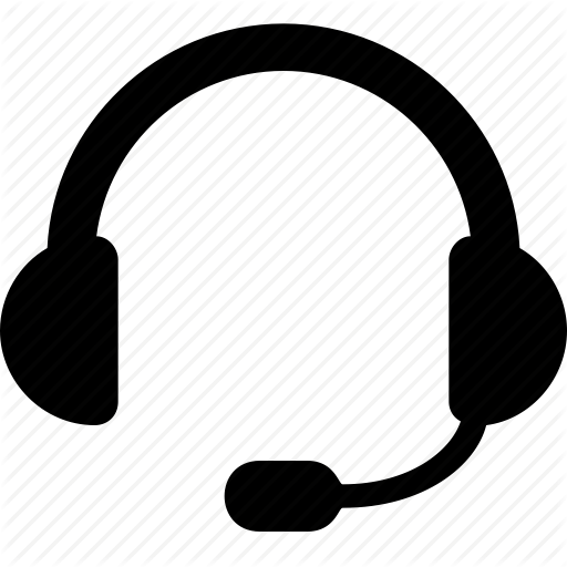 Call, Customer Service, Headset, Support Icon