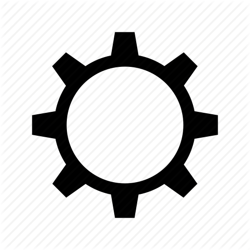 Configuration, Cycle, Gear, Gears, Process, Setting, Settings Icon