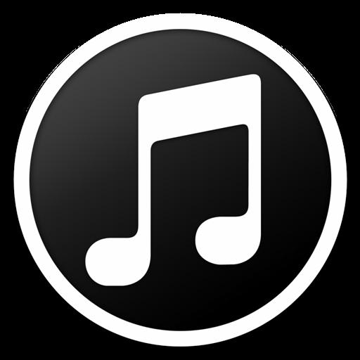 Itunes Black Default Icon