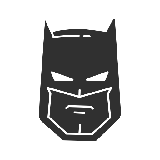 Batman, Dc Character, Hero, Supe Hero Icon