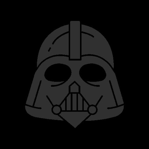 Dart Vader, Starwars, Super Villain, Vader Icon