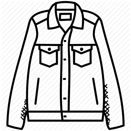 Clothing, Denim Jacket, Jacket, Menswear, Winter Dressing Icon