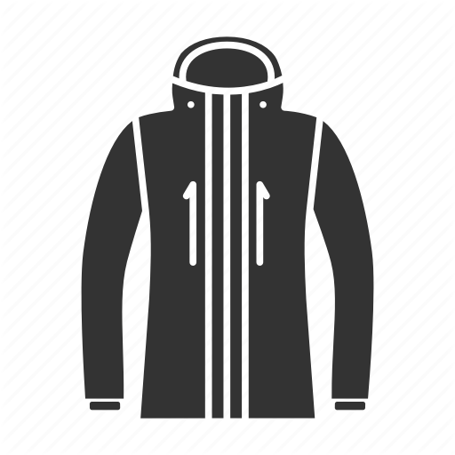 Coat, Jacket, Ski Wear, Skiing, Snowsuit, Sportwear, Winter Icon