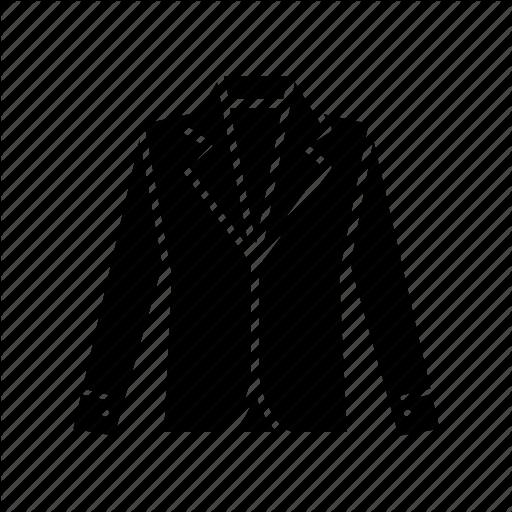 Fashion, Men, Suit Icon