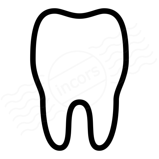 Iconexperience I Collection Tooth Icon