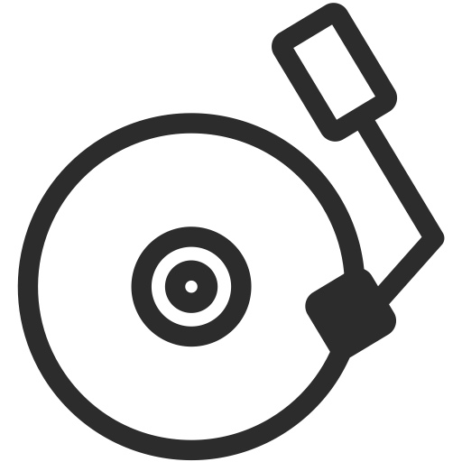 Dj, Music, Player Icon With Png And Vector Format For Free