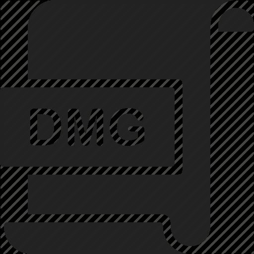 Dmg, Document, Extension, File, Format