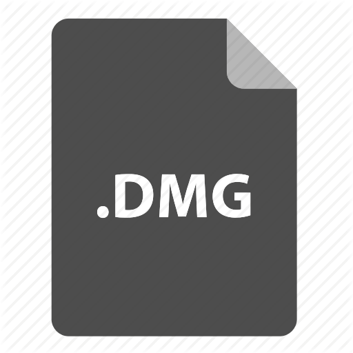 Dmg, File, Extension, Format, Type Icon