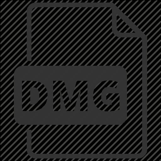 Apple Program, Dmg, Format Icon