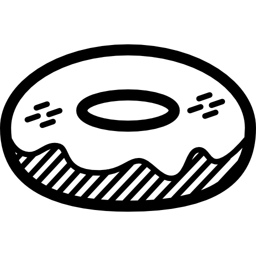 Donut Icons Free Download