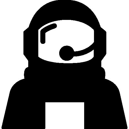 Icon Doodle Helmet