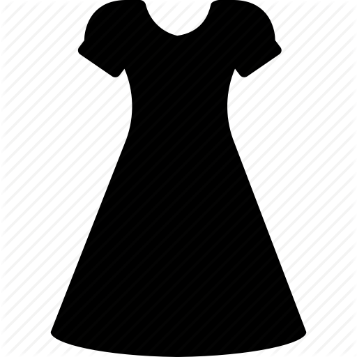 Accessories, Clothes, Dress, Long, Woman Icon
