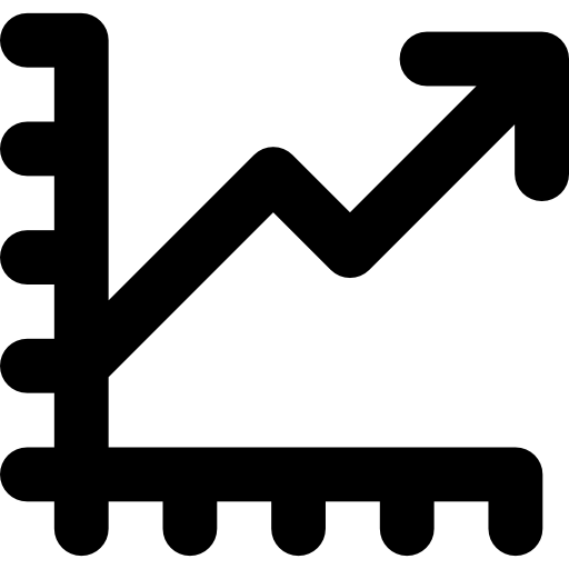 Profit, Currency, Earnings, Dollar, Business, Coins Icon