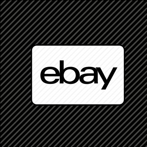Bank, Card, Credit, Debit, Ebay, Transaction Icon