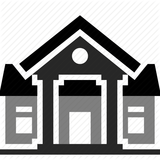 Bungalow, Estate, House, Mansion, Property, Real, Villa Icon
