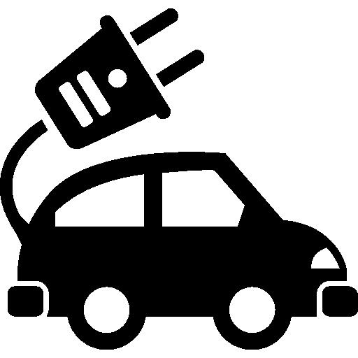 Electric Car Ecological Transport