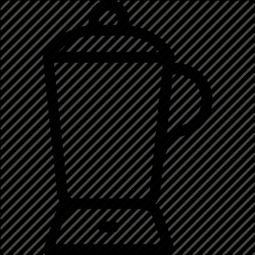 Appliance, Blender, Juice Extractor, Juicer, Kitchen Icon