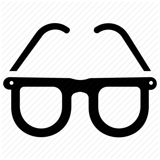 Eye Protection, Eyewear, Glasses, Reading Glasses, Spectacles Icon