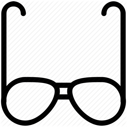 Eyeglass, Eyeglasses, Glasses, Reading Glass, Reading Glasses Icon