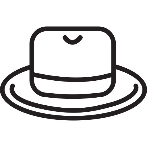 Hat Icon Free Of Fashion And Boutique
