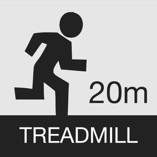 Bleep Test Treadmill