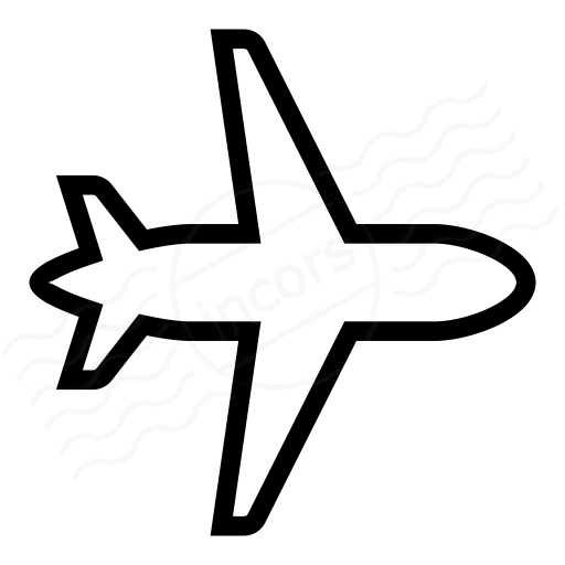 Iconexperience I Collection Airplane Icon