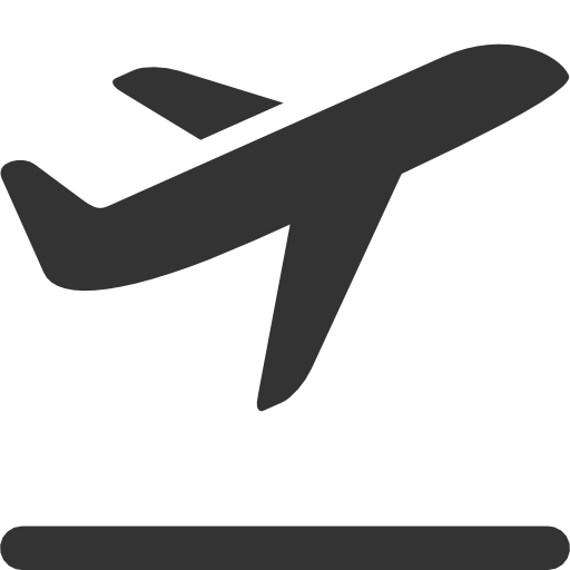 Airplane Takeoff Icon Download Free Icons