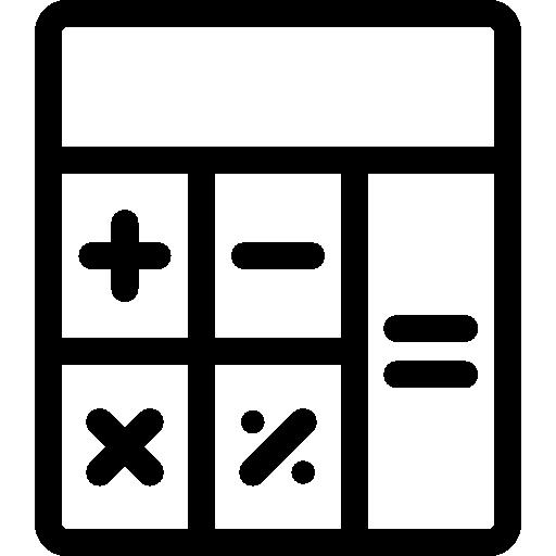 Calculator Icon Miscellaneous Elements Freepik