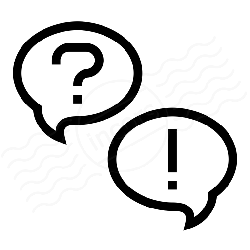 Iconexperience I Collection Question And Answer Icon
