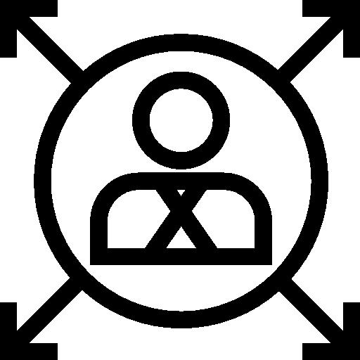 Multi Skills Employee Icons Free Download