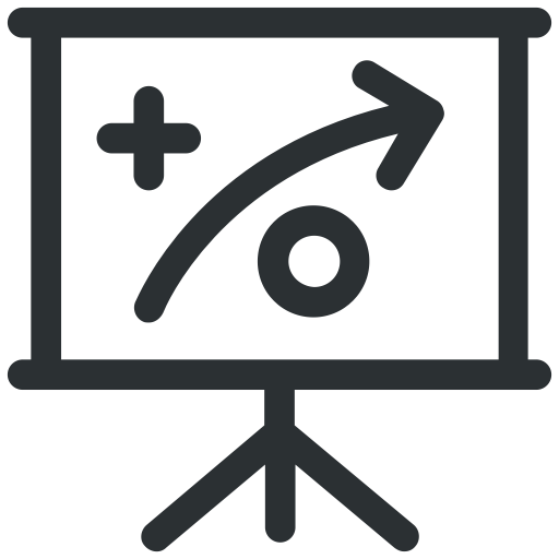 Strategy Icon Png Images In Collection