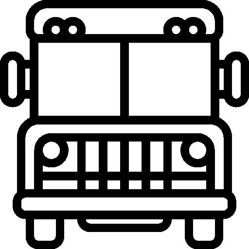 Prison Bus Icon Justice Collection Freepik