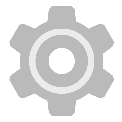 Settings Icon Android Kitkat Png Image