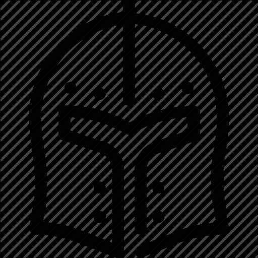 Barbuta, Helmet, Knight, Medieval, Protection, War Icon
