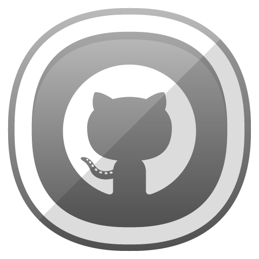 Github Cat In A Circle Icon