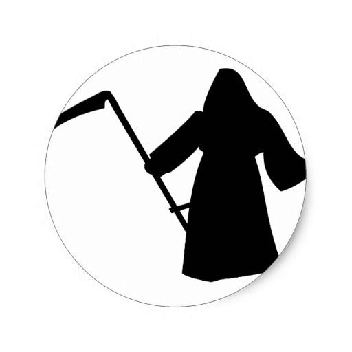 Grim Reaper Helmet Icon