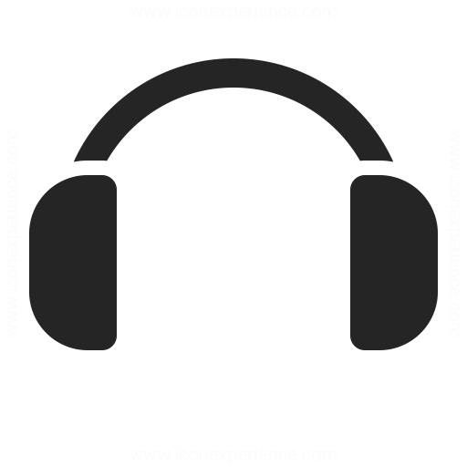 Headphones Icon Iconexperience