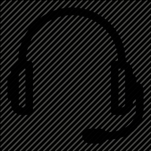Earphones, Headphones, Headset, Microphone, Multimedia, Operator