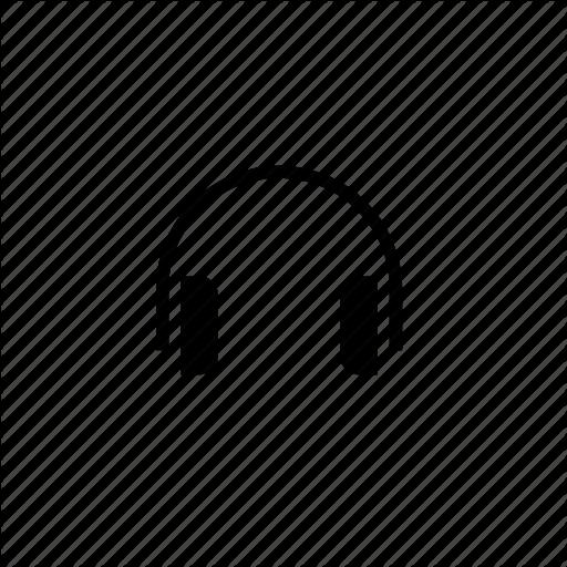 Headphone, Headphones, Headset Icon