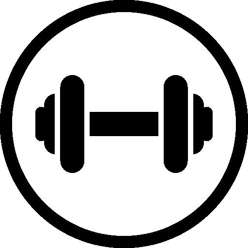 Gym Equipment Icon