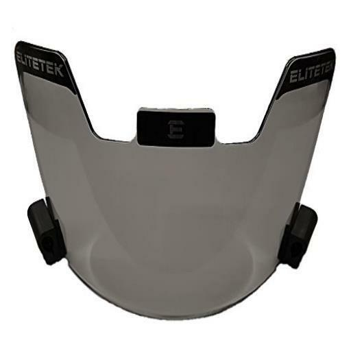 Elitetek Football Eye Shield Visor